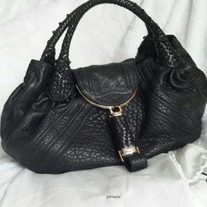 Authentic Fendi Spy Bag